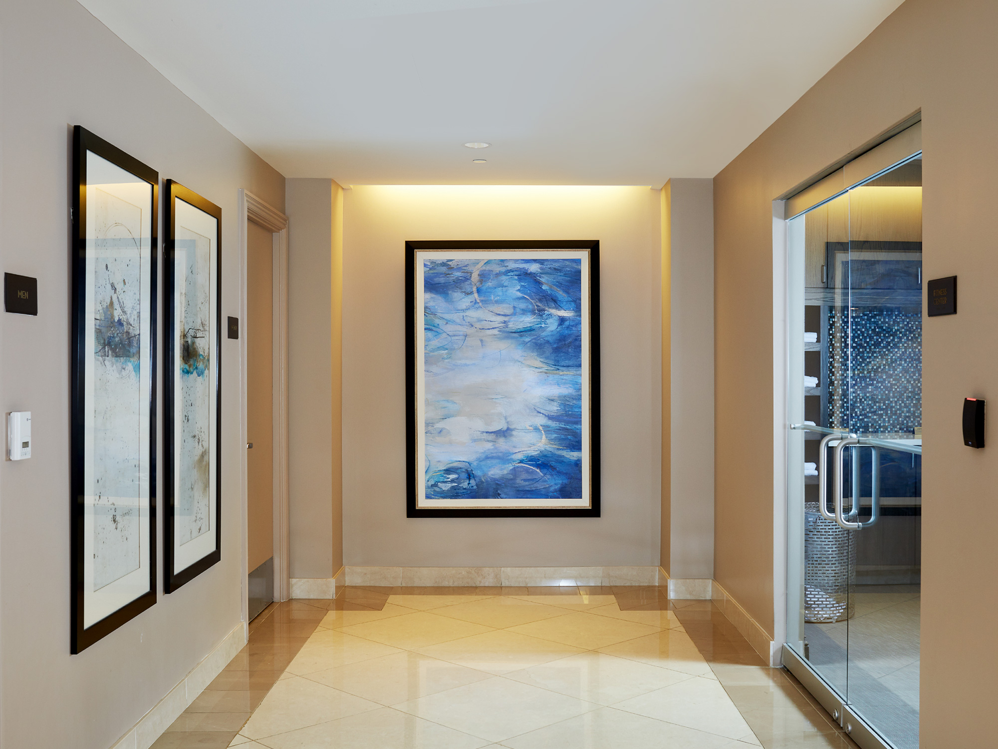 The Woodley International Wall Designs