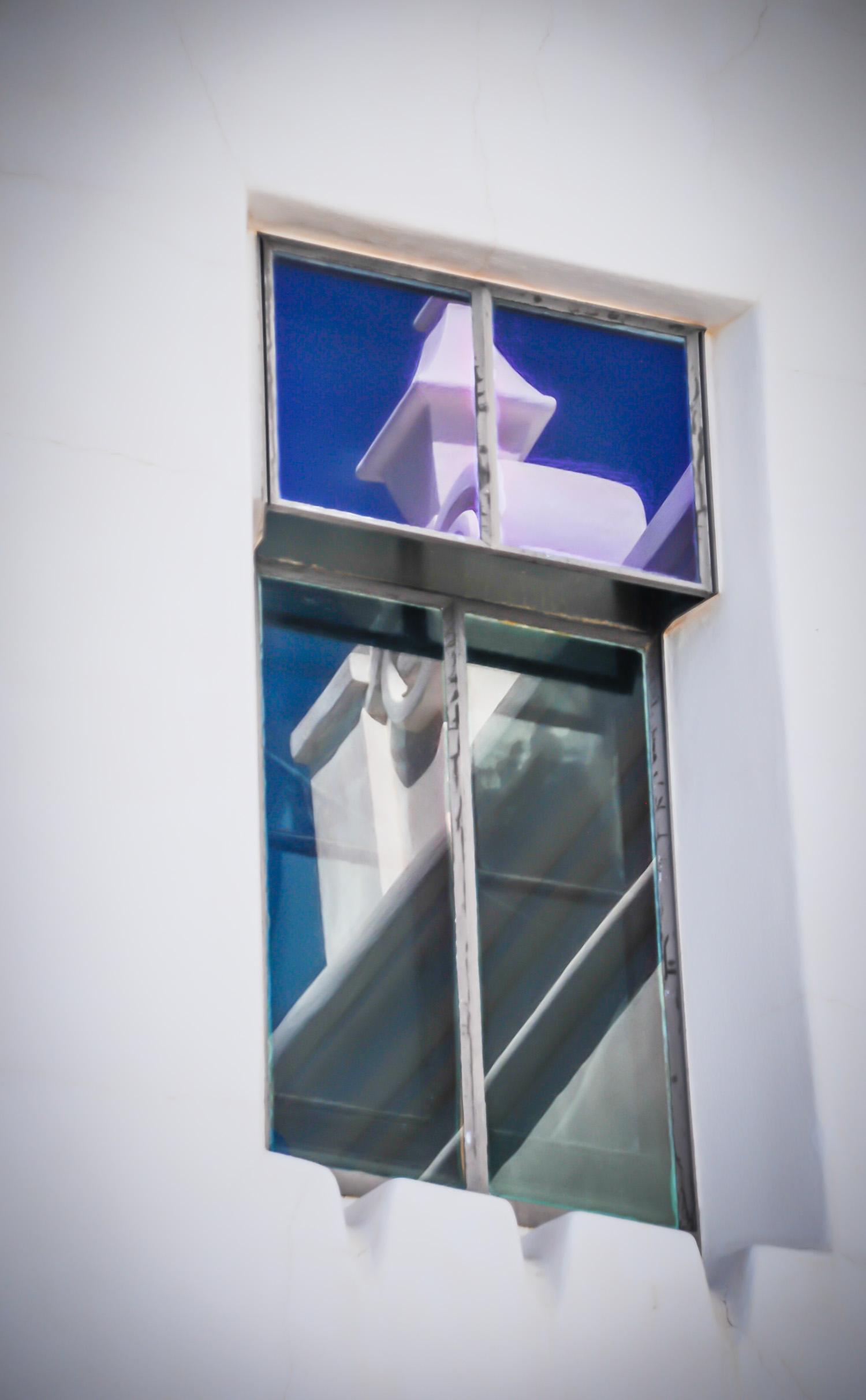 Upper Window San Xavier del bac, AZ