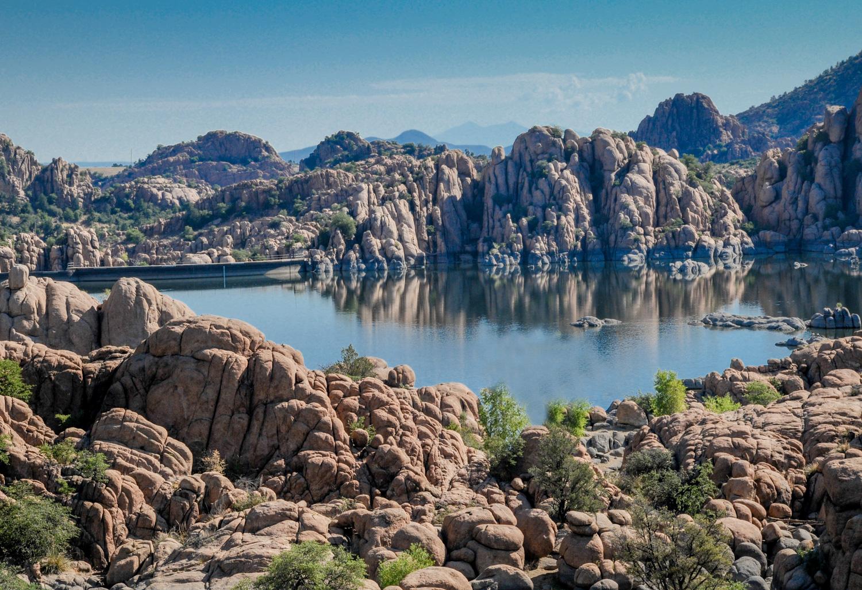 Watson Lake Dells2  Prescott, AZ