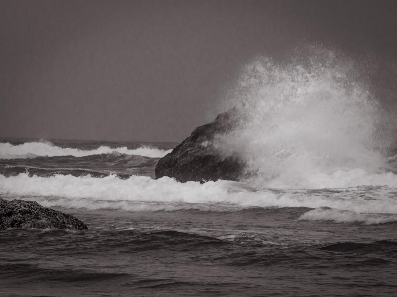Splash   Big Sur, CA