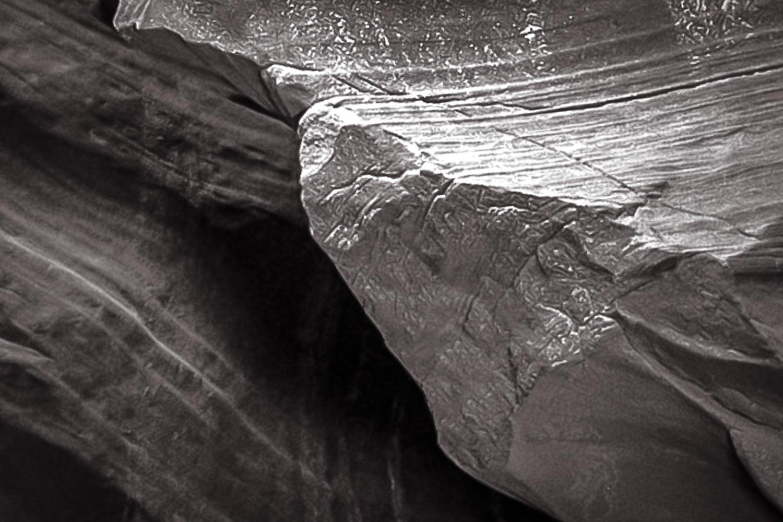 Canyon Detail   Antelope Canyon, AZ