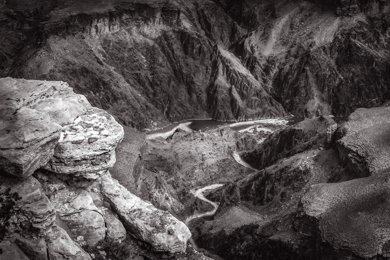 Colorado Below   Grand Canyon National Park, AZ