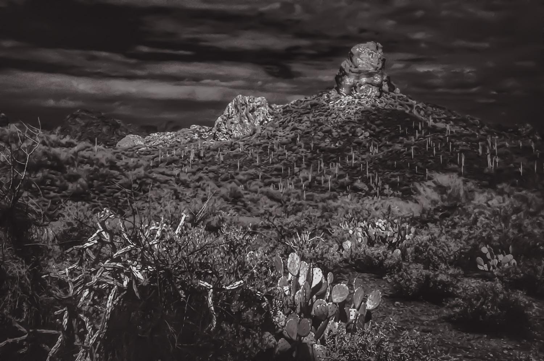 Halloween   Superstition Mountains, AZ