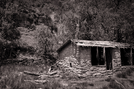 This Old House   West Fork, AZ
