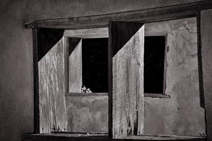 Through the Windows   Tumacacori, AZ