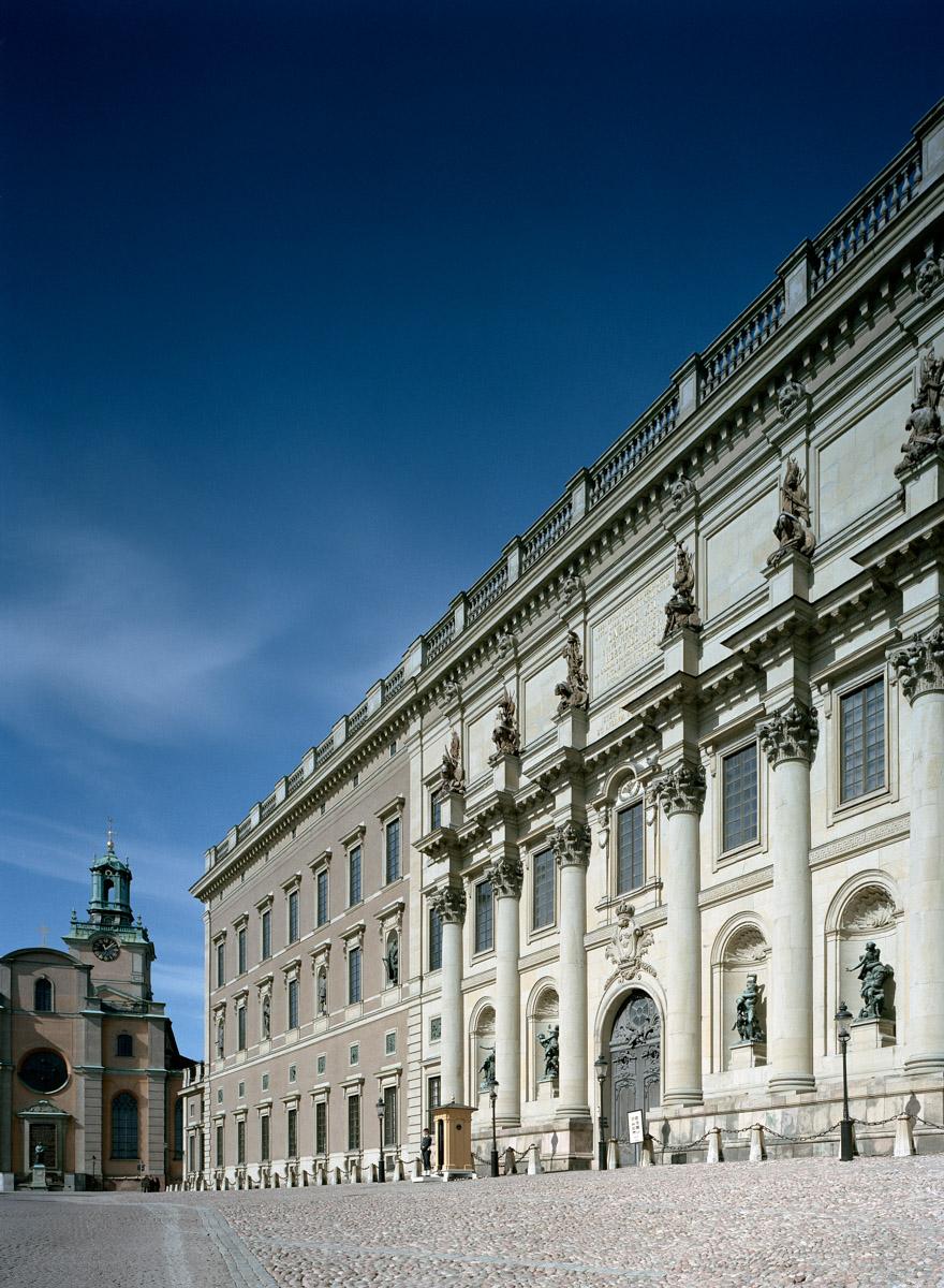Royal Stockholm 2, 40 x 50 cm