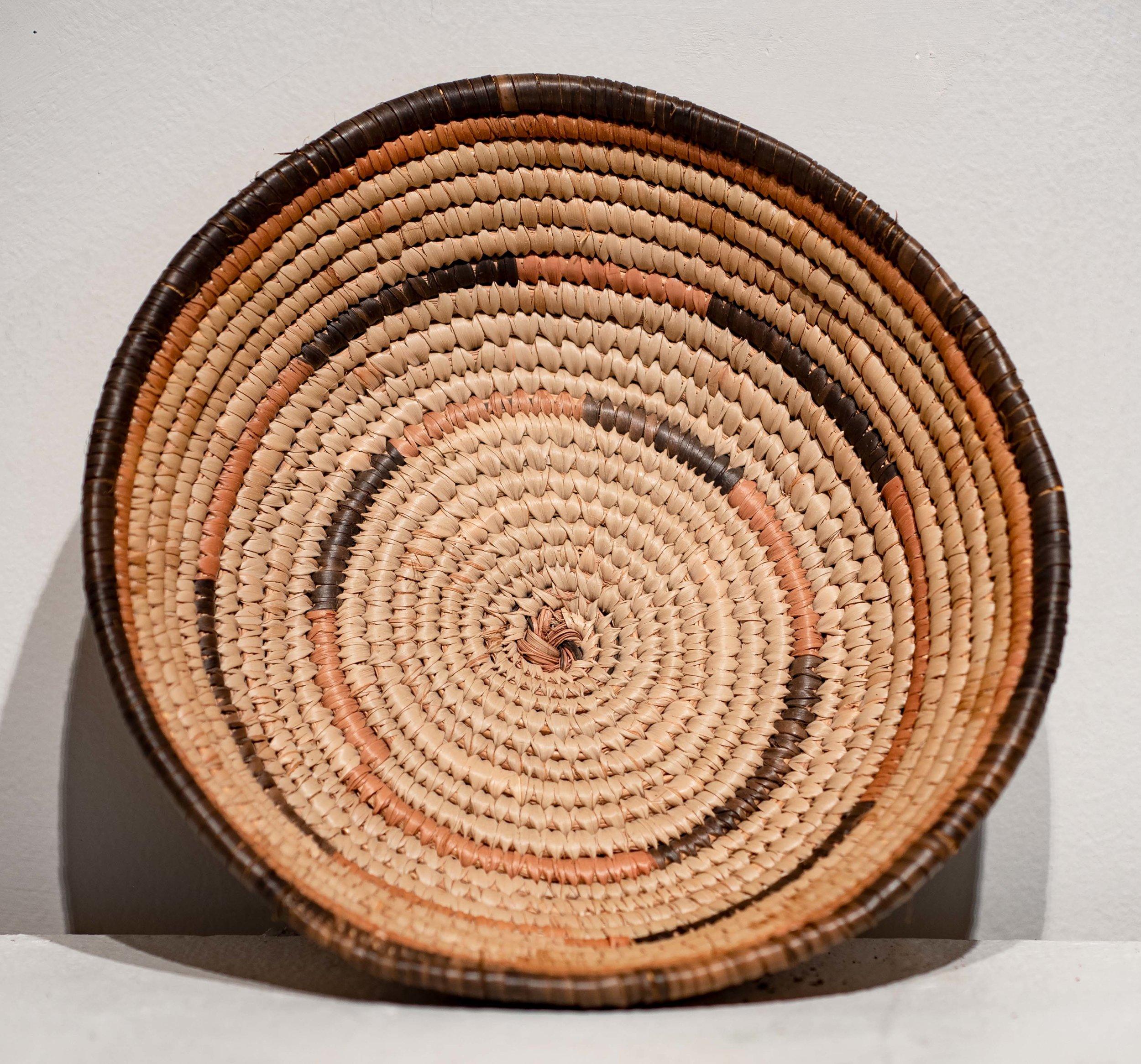 46. Navajo? Woven Basket