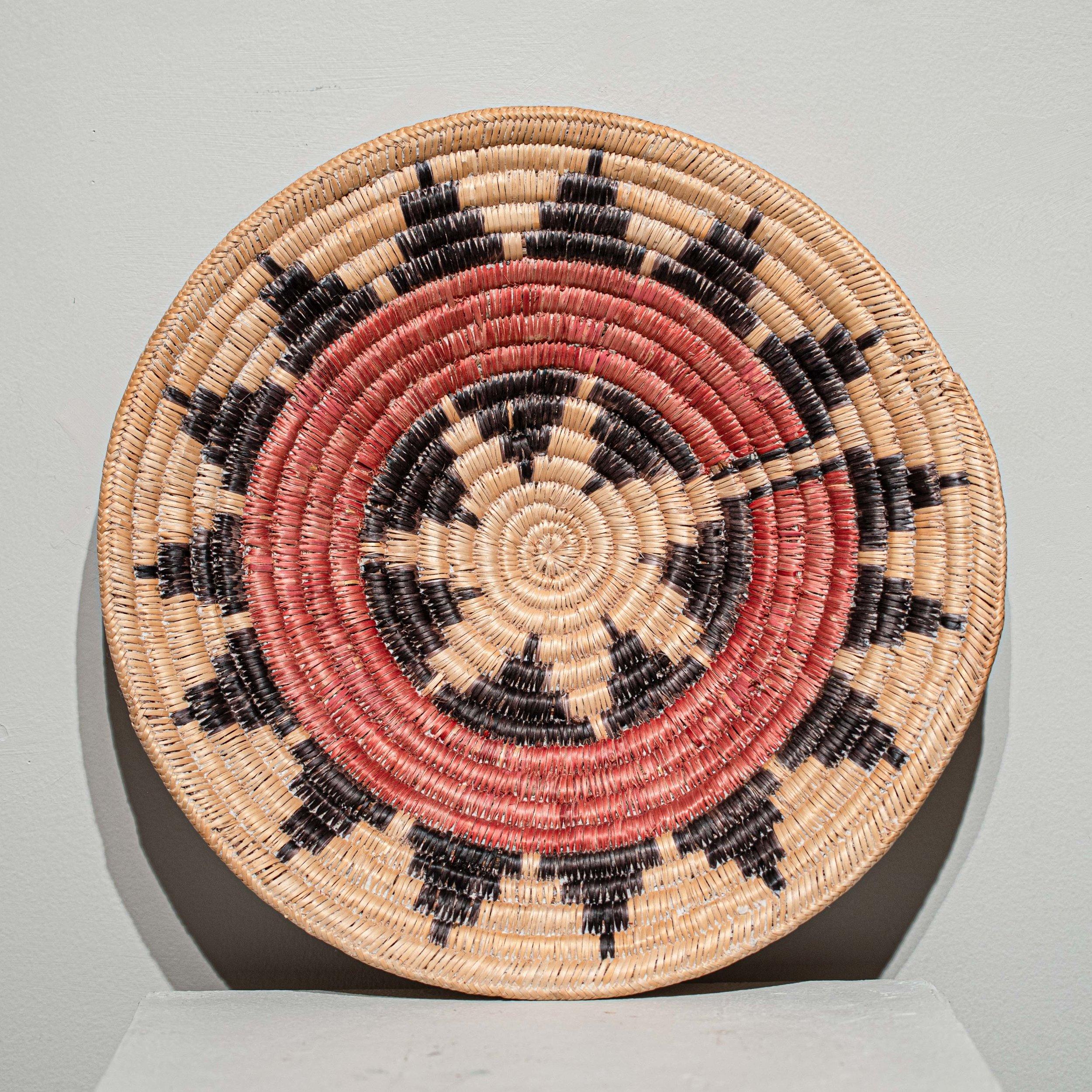 84. Hopi Wedding Basket