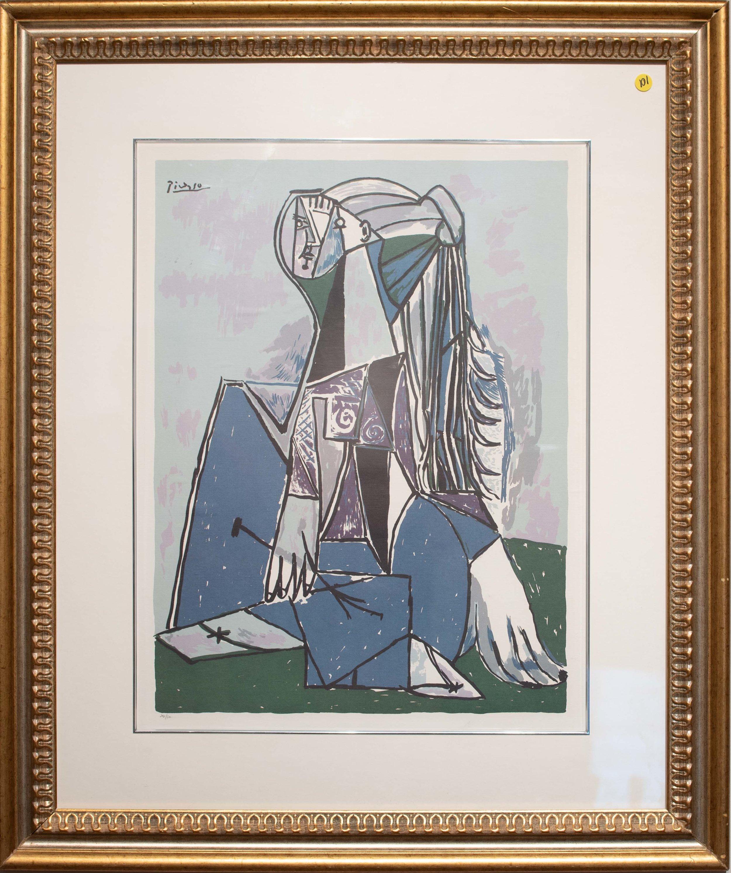 101.  Pablo Picasso
