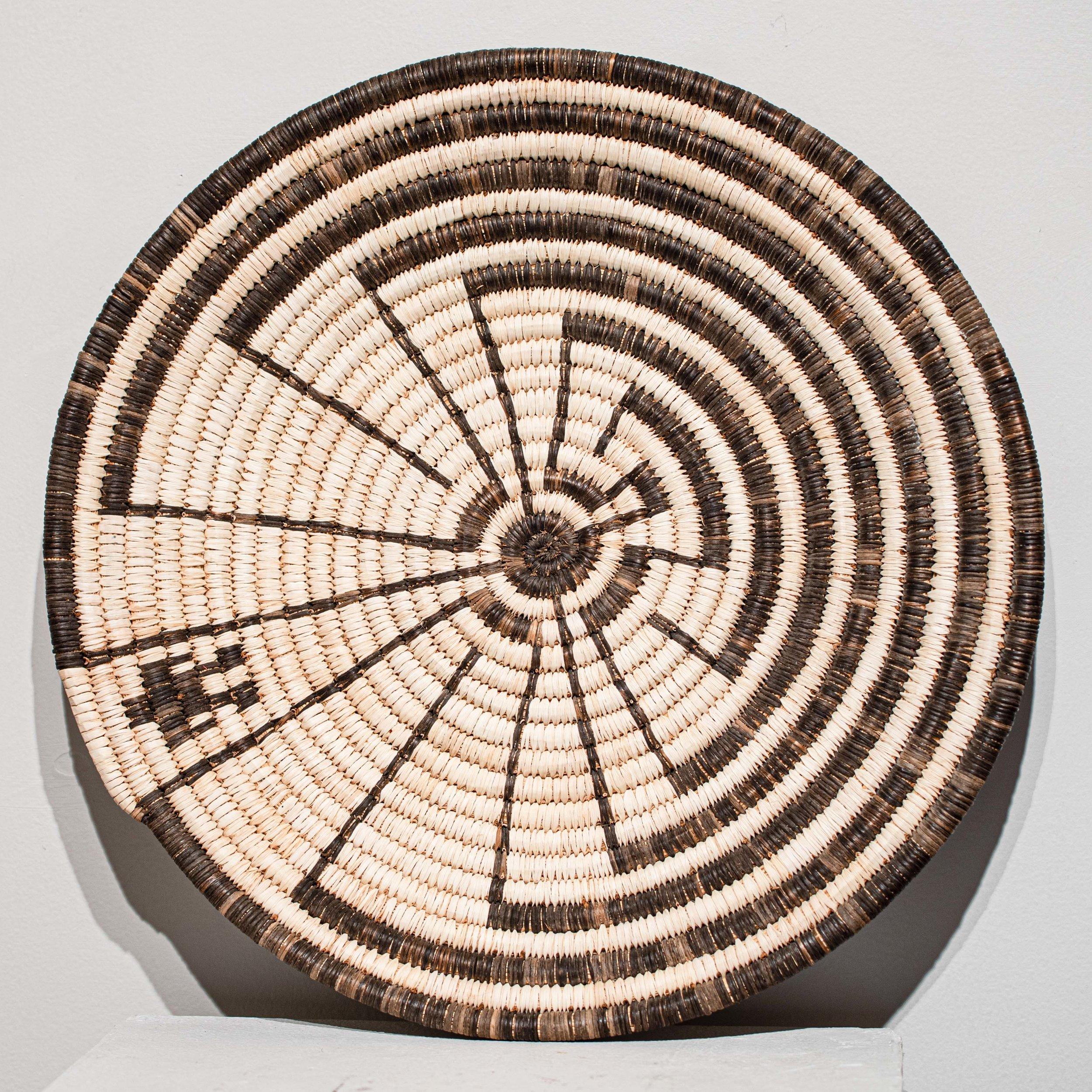 141. Tohono O'odham Woven Basket