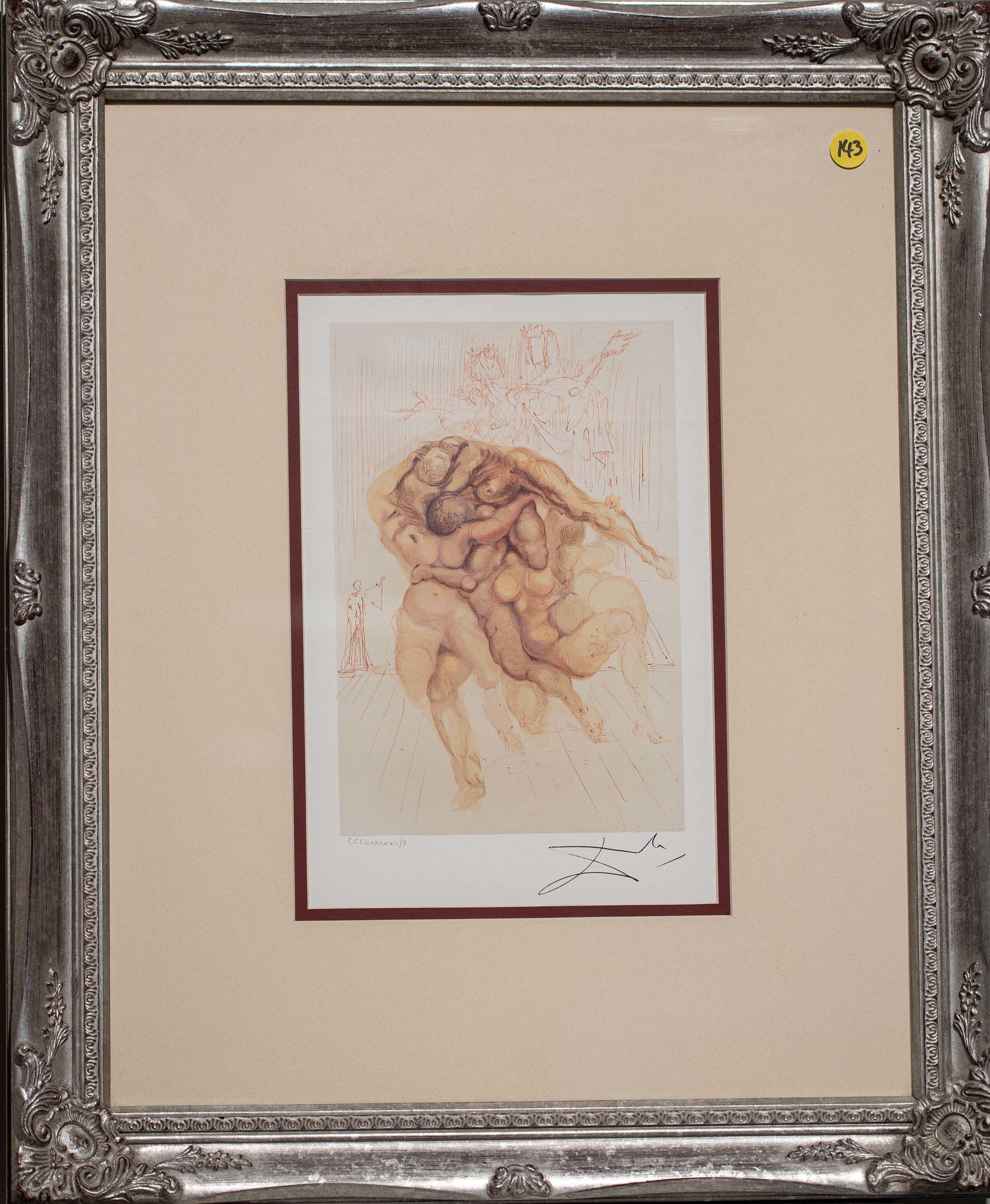 143. Salvador Dali
