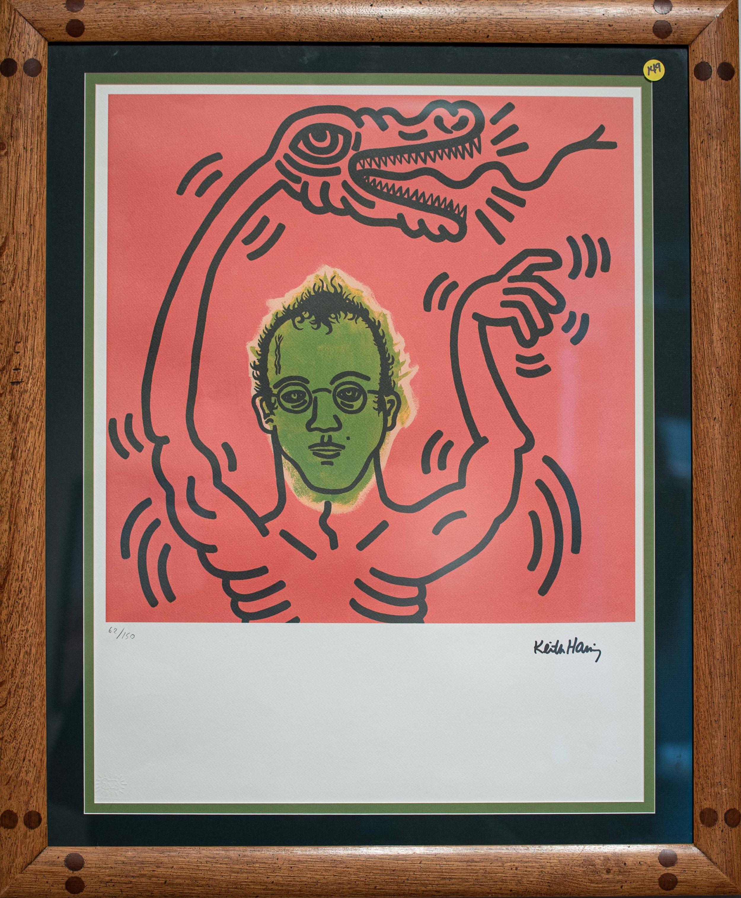 149. Keith Haring