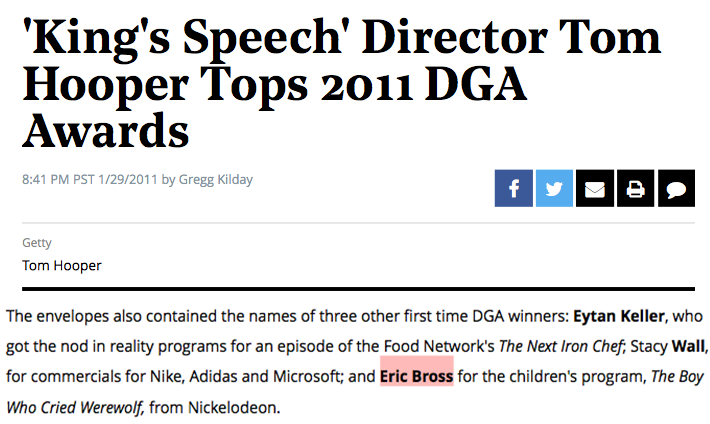 Read more @ THE HOLLYWOOD REPORTER....