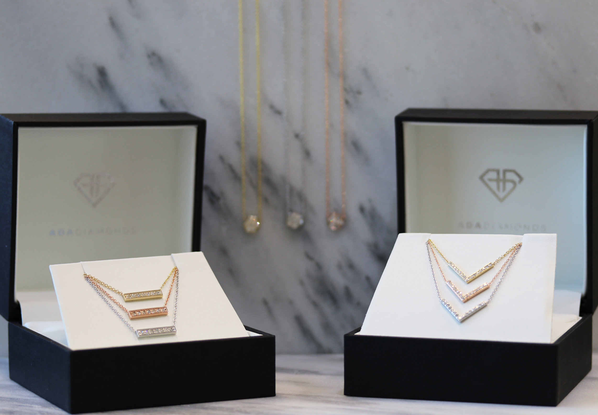 The Delicate Collection Necklaces
