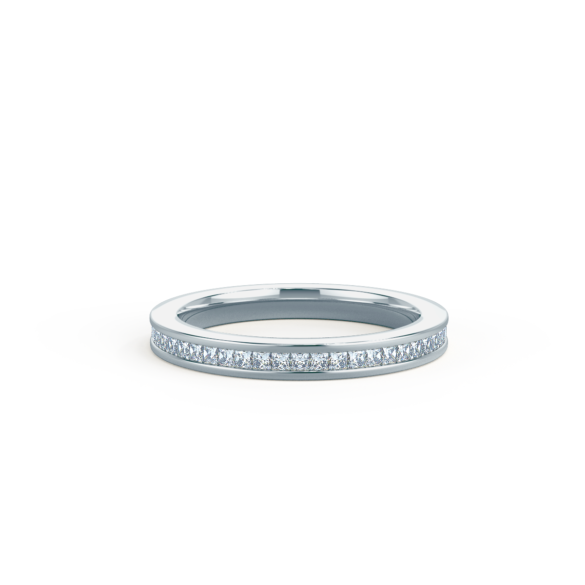 Channel Set Eternity Band Rendering