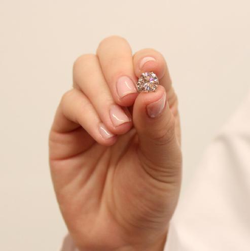 Pure Science Lab Created Diamond