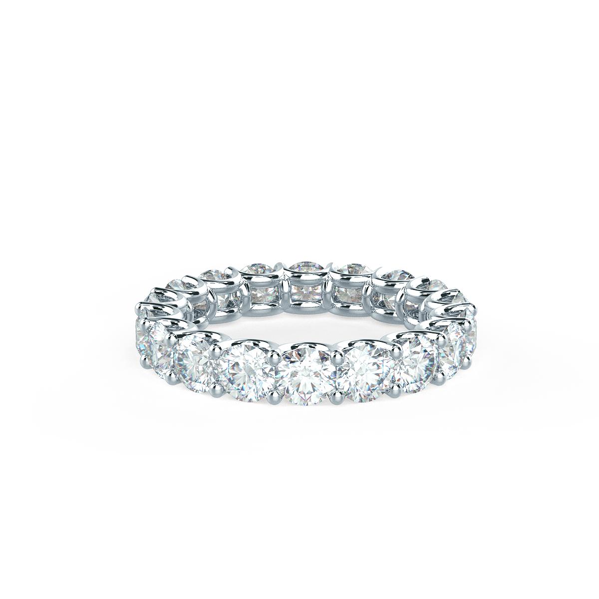Eternity Bands Lab Created Diamond Wedding Rings