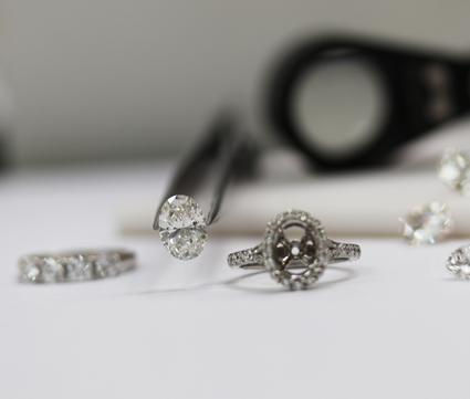 Sustainable Clean Origin Lab Created Diamonds