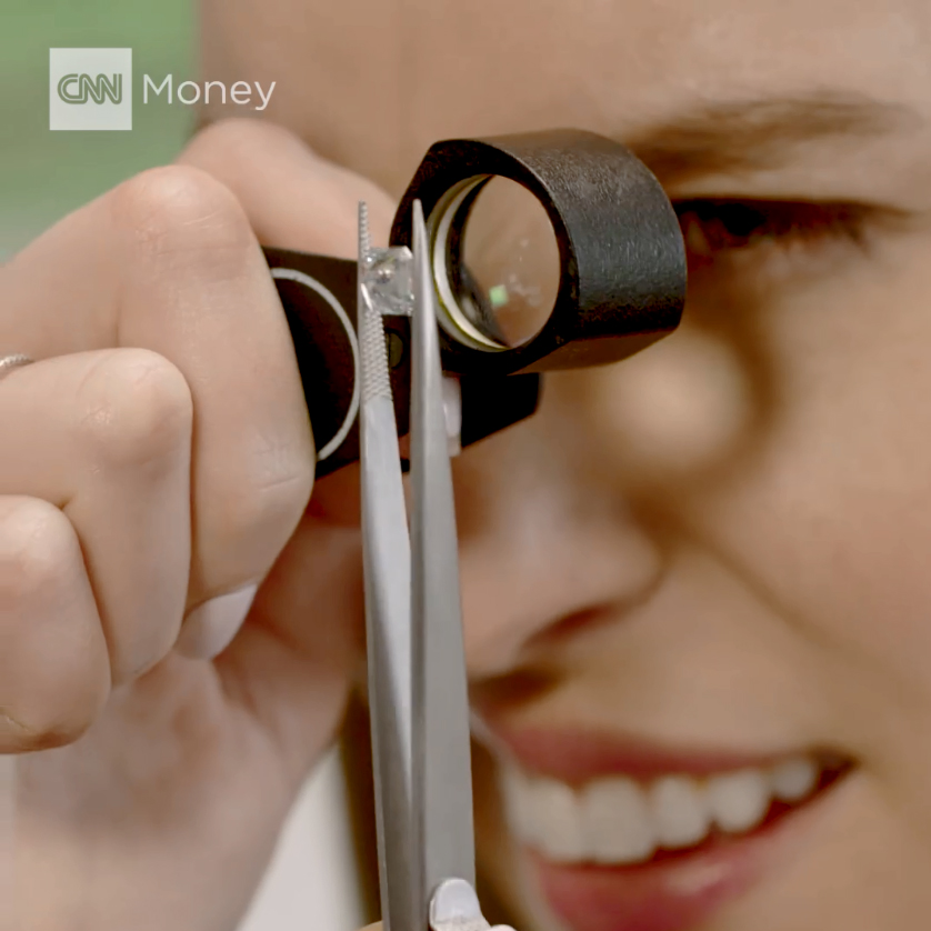 CNN Lab Grown Diamonds Differences