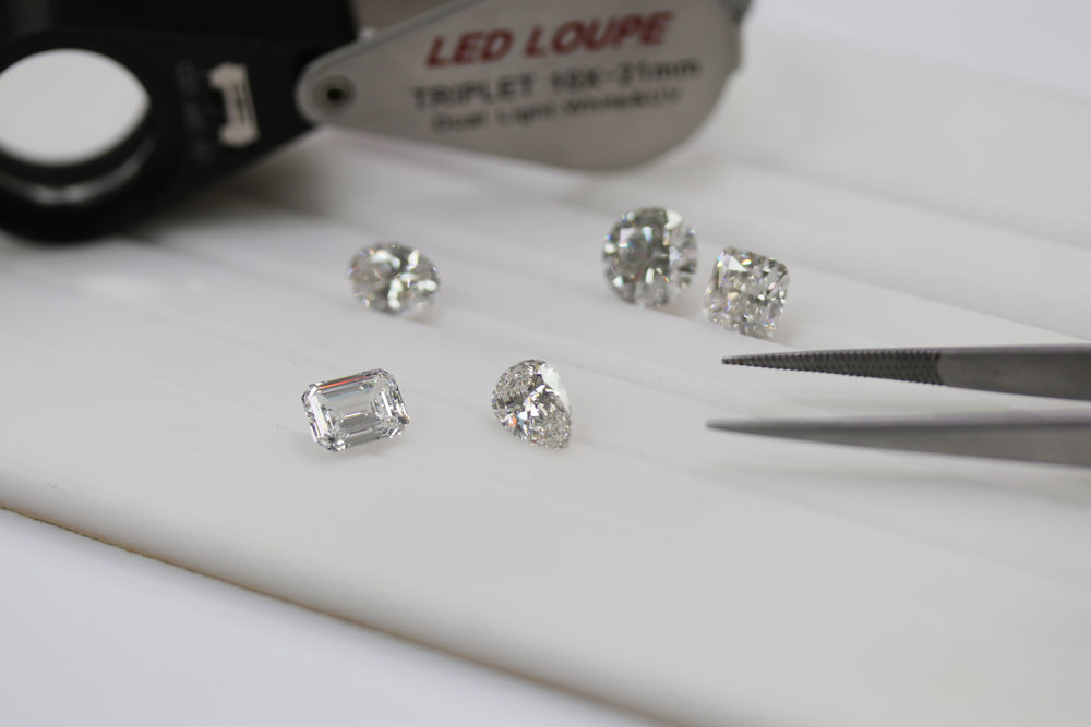 Loose Lab Created Diamonds FAQs