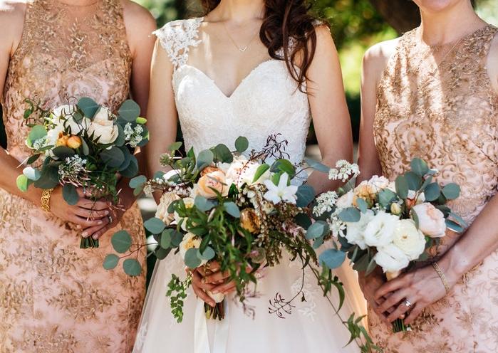Lab Created Diamond Bridal Jewelry and Bridesmaid Jewelry