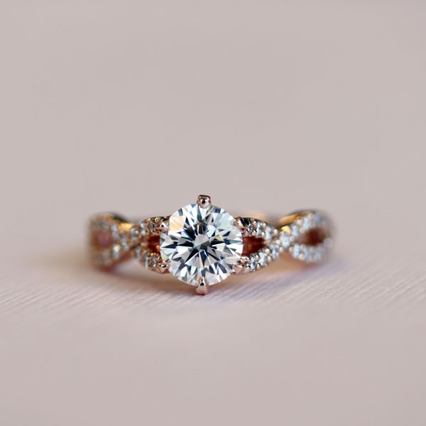 BESPOKE ENGAGEMENT RINGS   Anything you can imagine, we can create. Starting at $5,000 USD