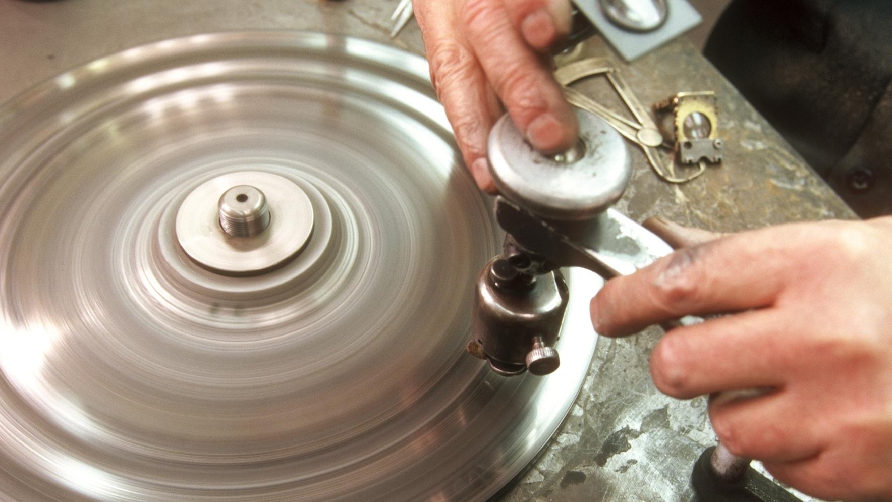 Cut and Polish Lab Created Diamond Process
