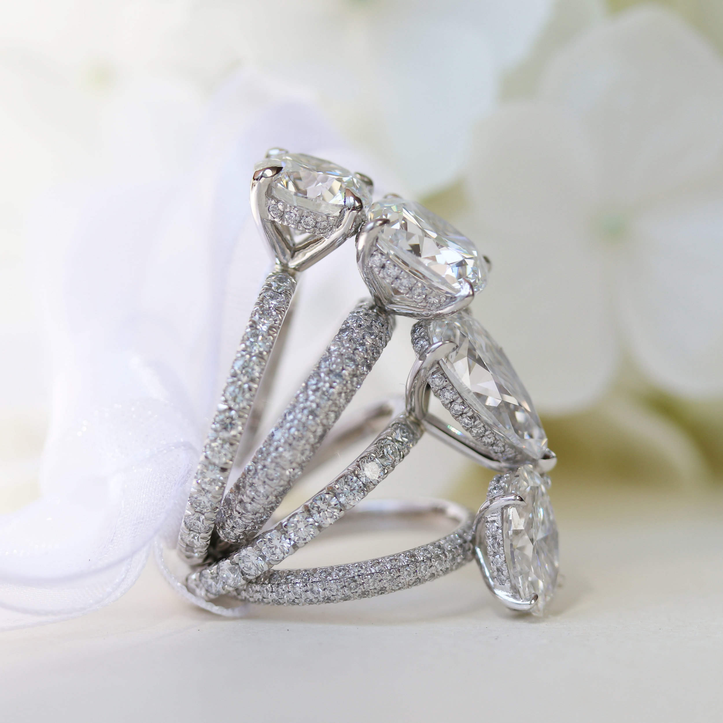 Shop All Diamond Bands -