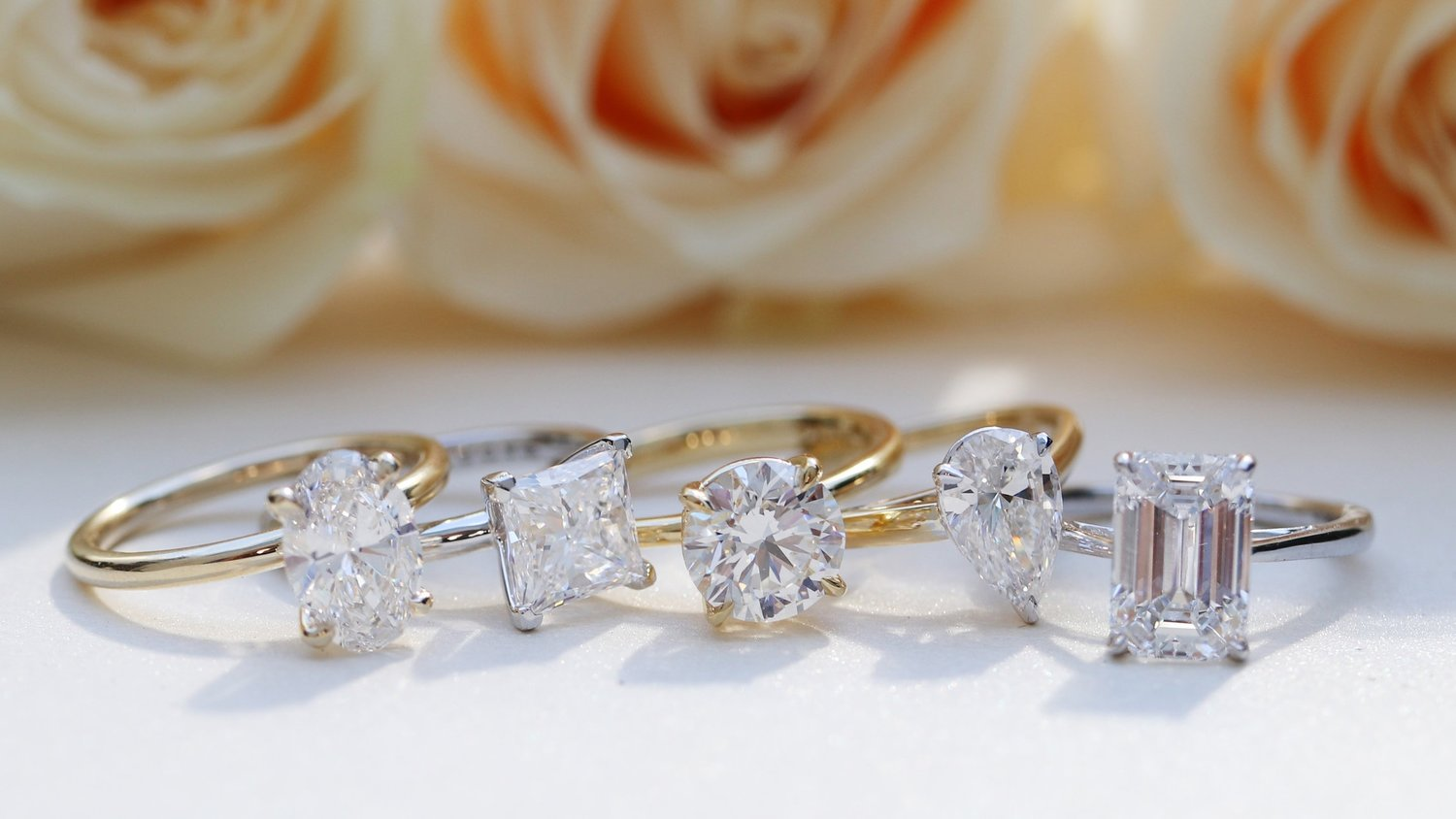 When Not To Wear Your Lab Diamond Engagement Ring