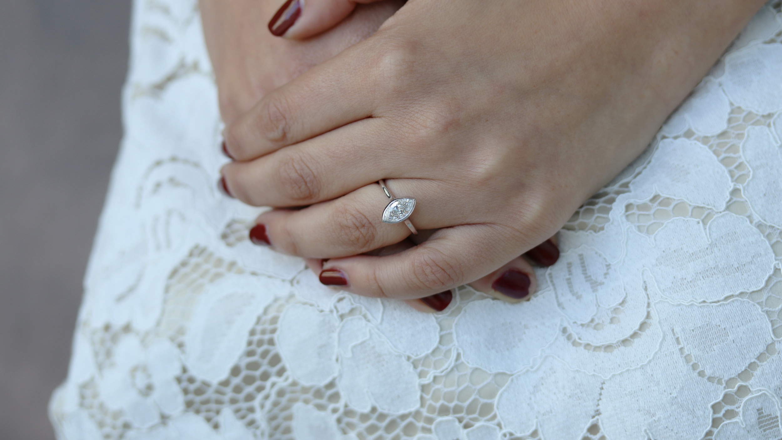 one carat cushion cut lab grown diamond engagement ring ada diamonds