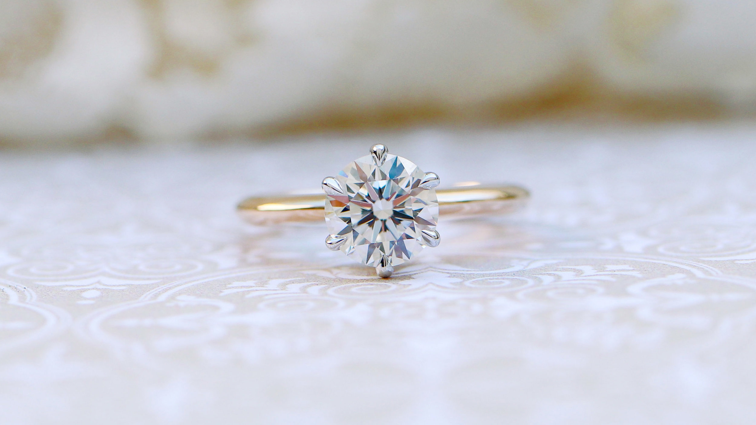 Lab Grown Diamonds Custom Engagement Rings Fine Jewelry