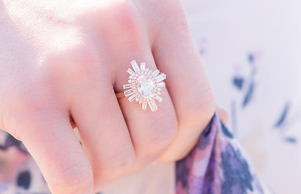 Bespoke Custom Lab Created Diamond Jewelry Fabrication Process