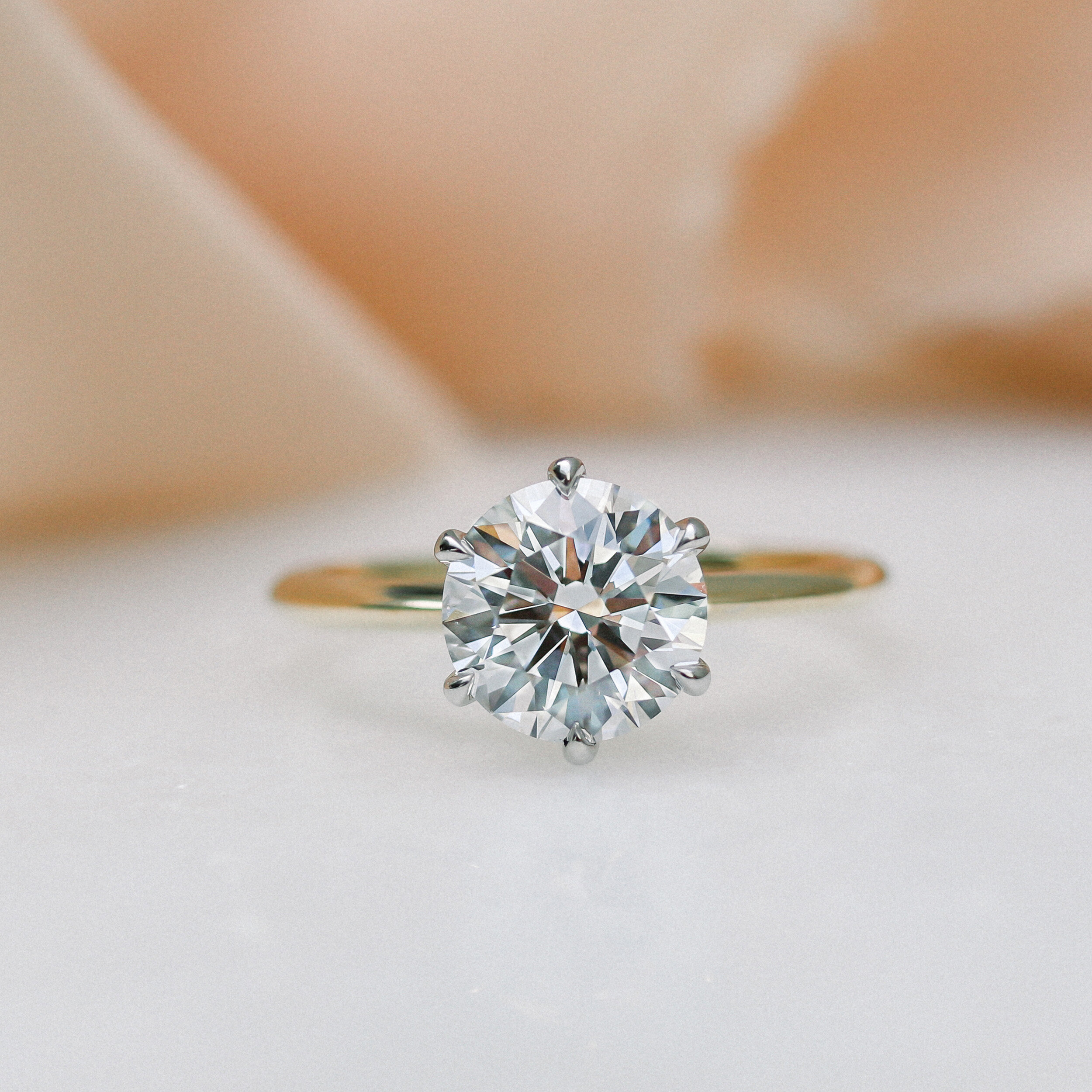 Laboratory Grown Diamond Engagement Rings And Wedding Bands
