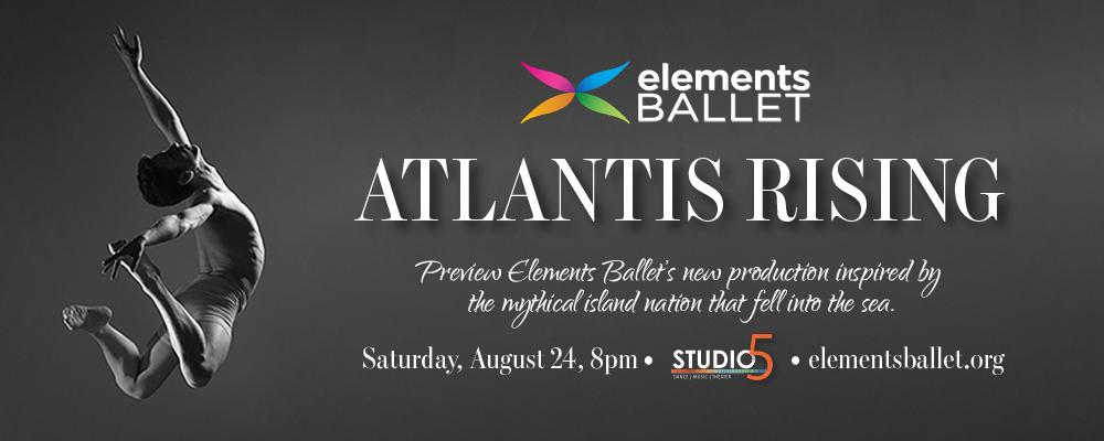 Elements Ballet's Atlantis Rising