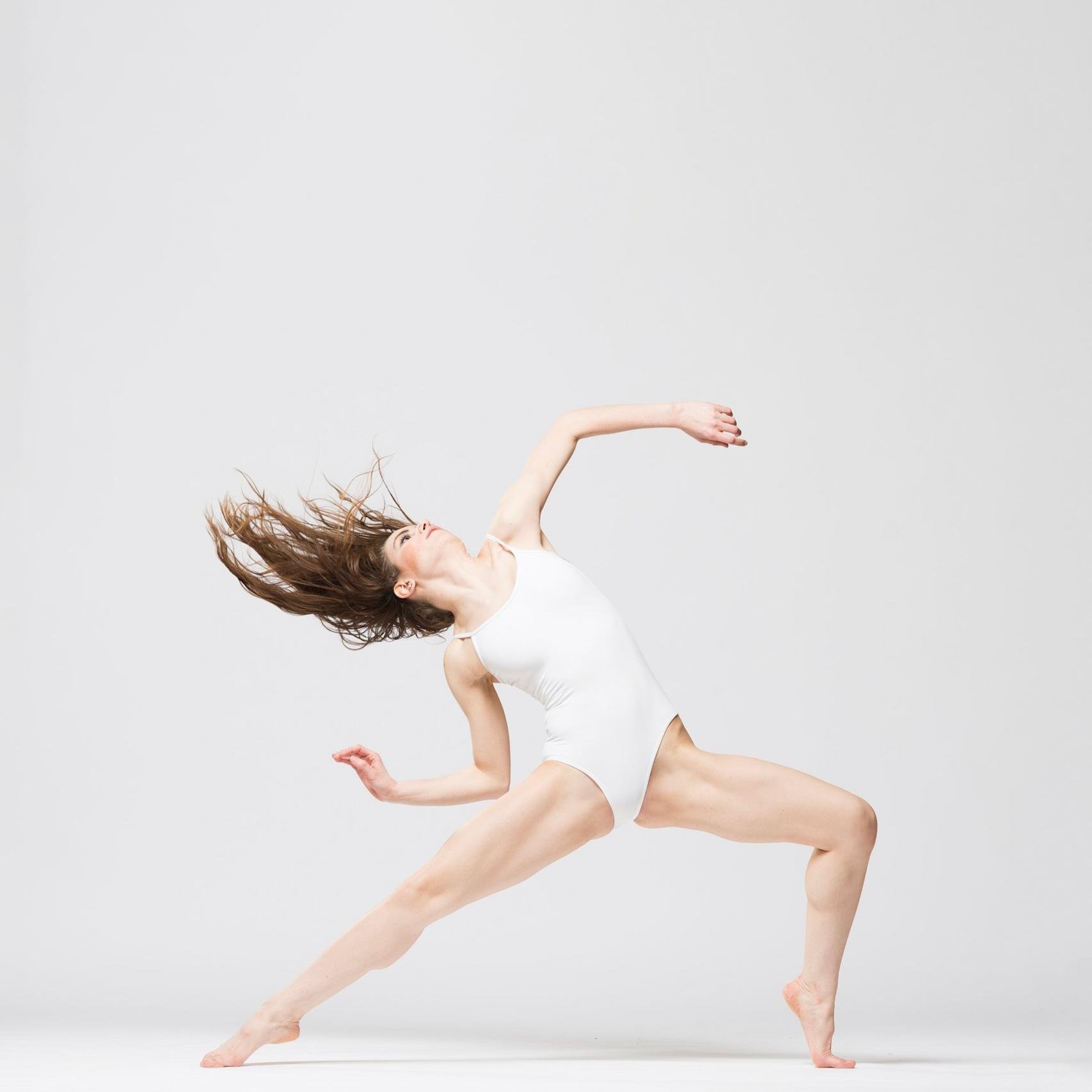 Skyler Sward for Elements Ballet photo by Topher Alexander