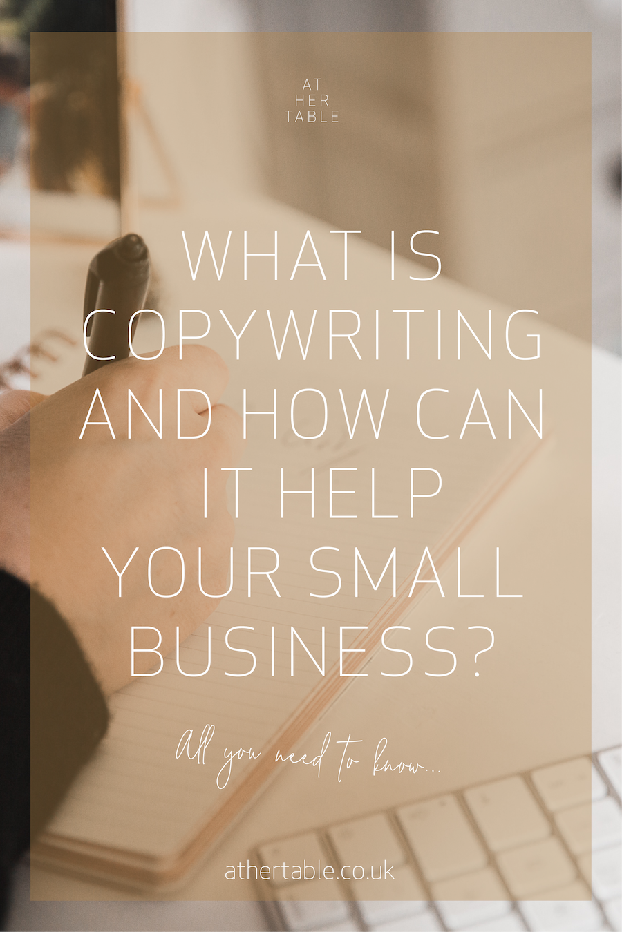 What is copywriting? Dicosver how a copywriter can help you attract more customers to your  business #smallbusinessmarketing #copywriting