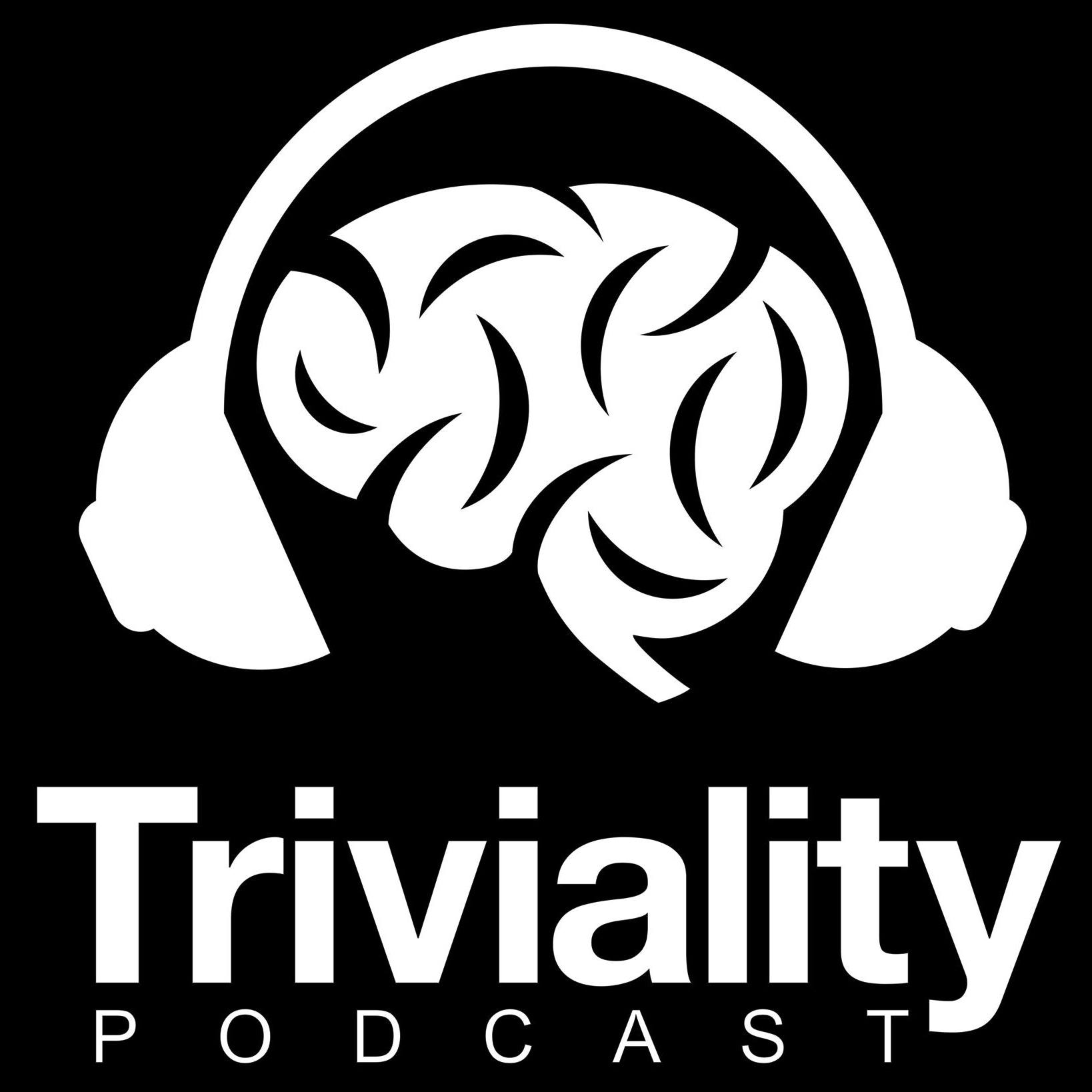 """- We all met playing local bar trivia and can't get enough. As a way to sharpen our skills and kill some time, we decided to create Triviality- a weekly trivia show where as we say """"a lack of seriousness meets a little bit of knowledge."""" We would like to create the best product that we can and so we created this podcast for all of you. Thank you for your support as we continue to grow, expand, and bring you the best product we can."""