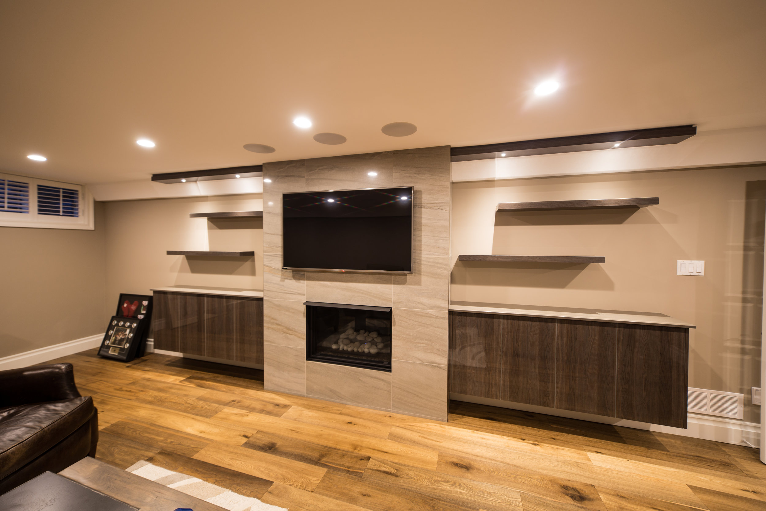 Riverside Fireplace Project