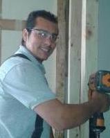 Juan Gonzales, handyman
