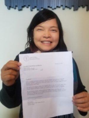 Hsinyl Cheng               Goal: Business Executive
