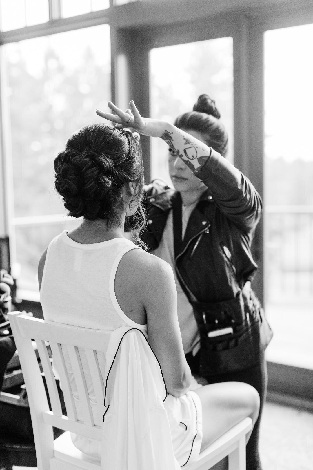 Bridal Portfolio - See photos of some of my beautiful brides & bridal parties!