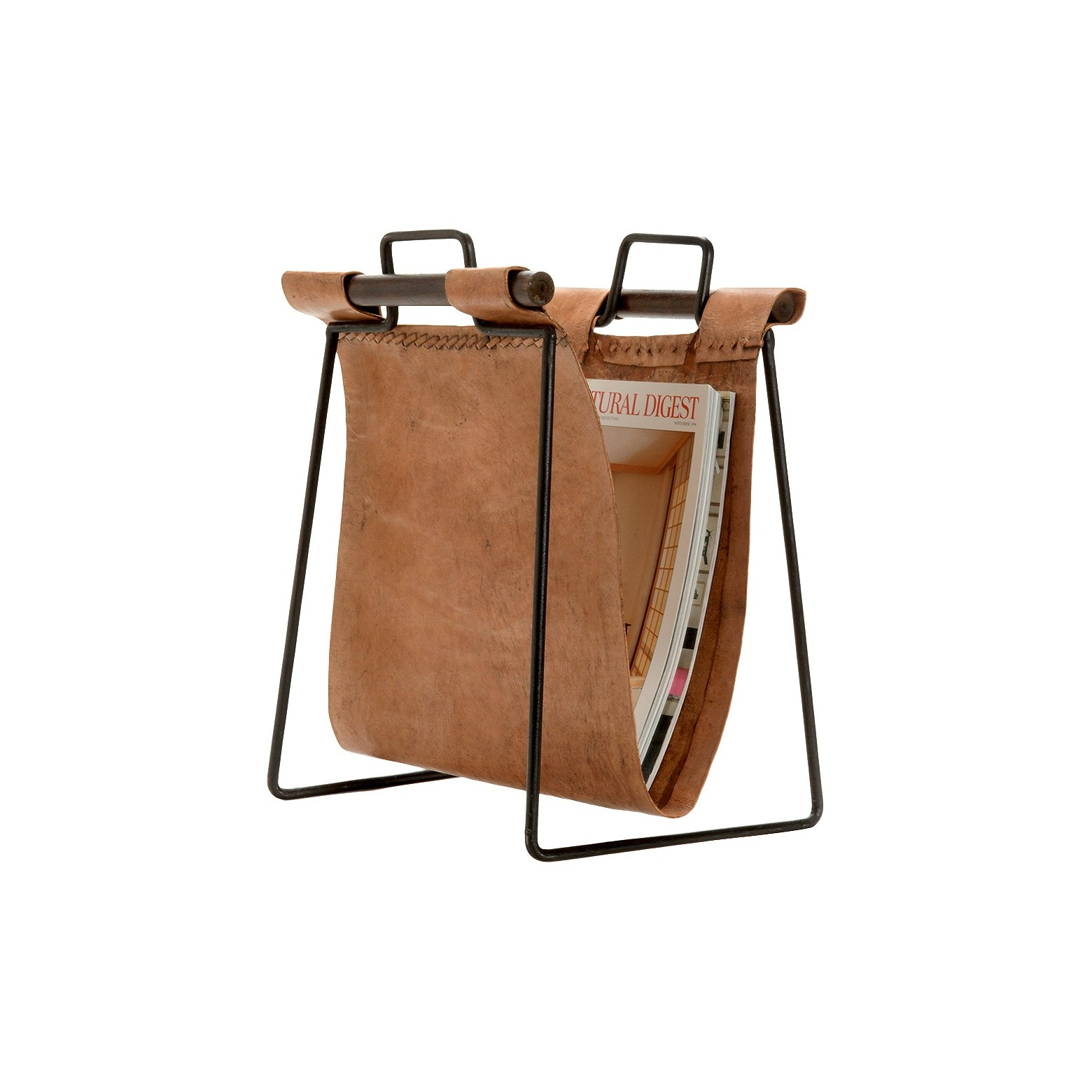 Leather Sling Magazine Holder