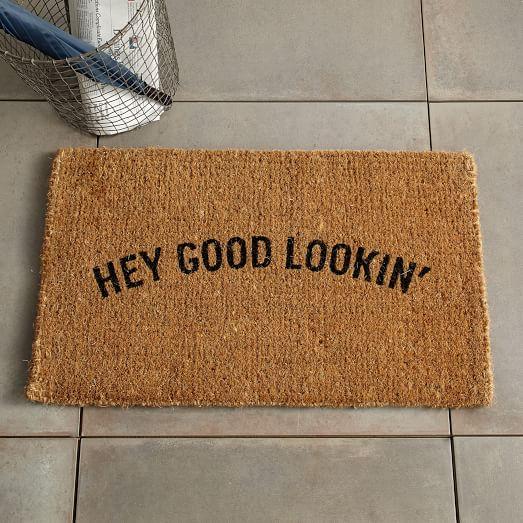 Good Lookin' Doormat