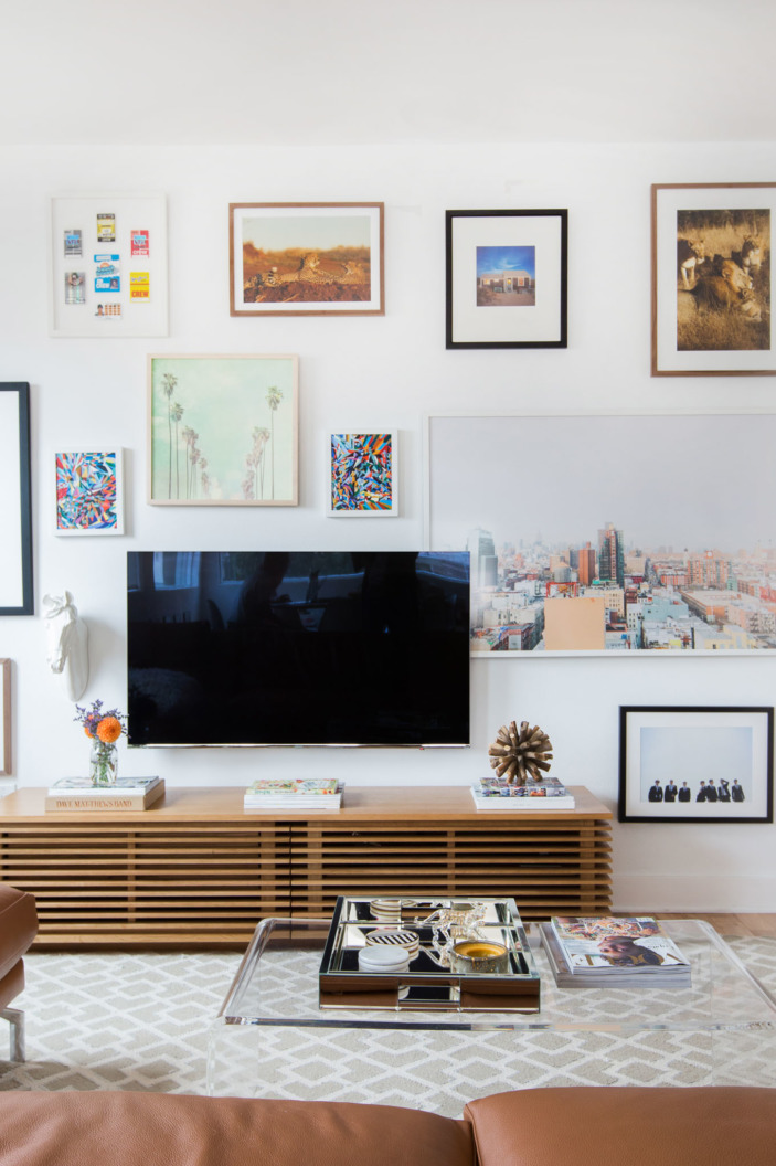 How to style around your TV