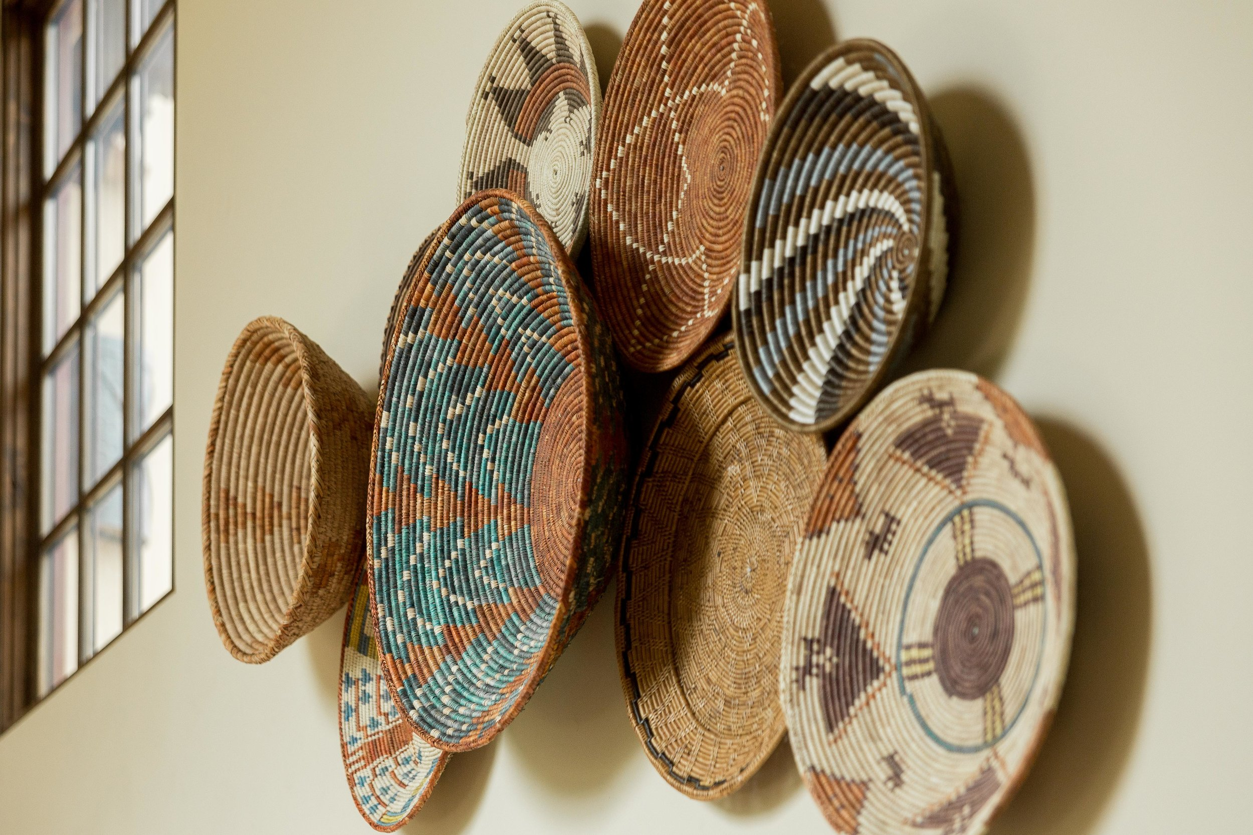 Popix Designs - Basket Wall