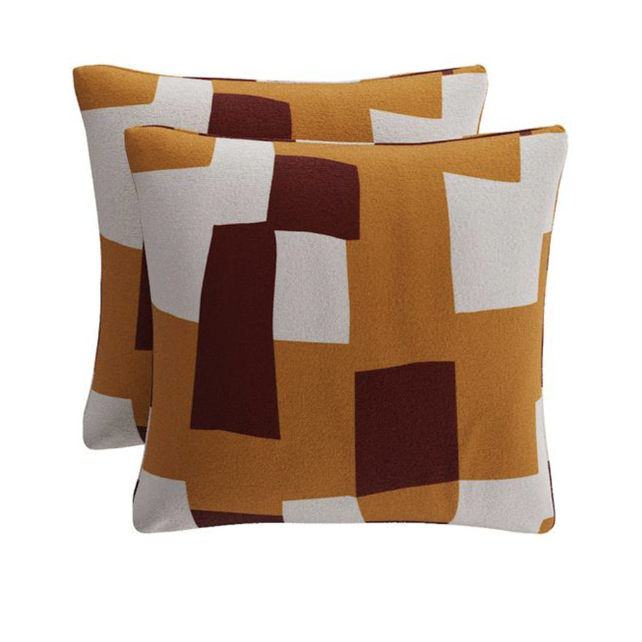 Spice Throw Pillow