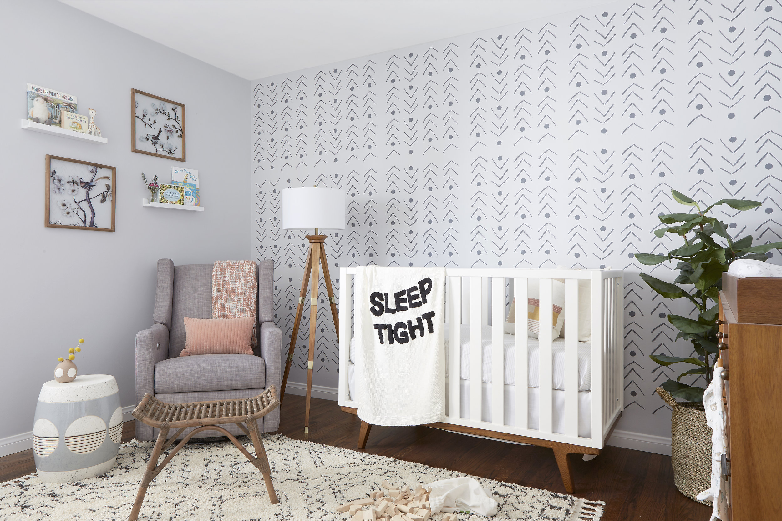 A Girls Nursery