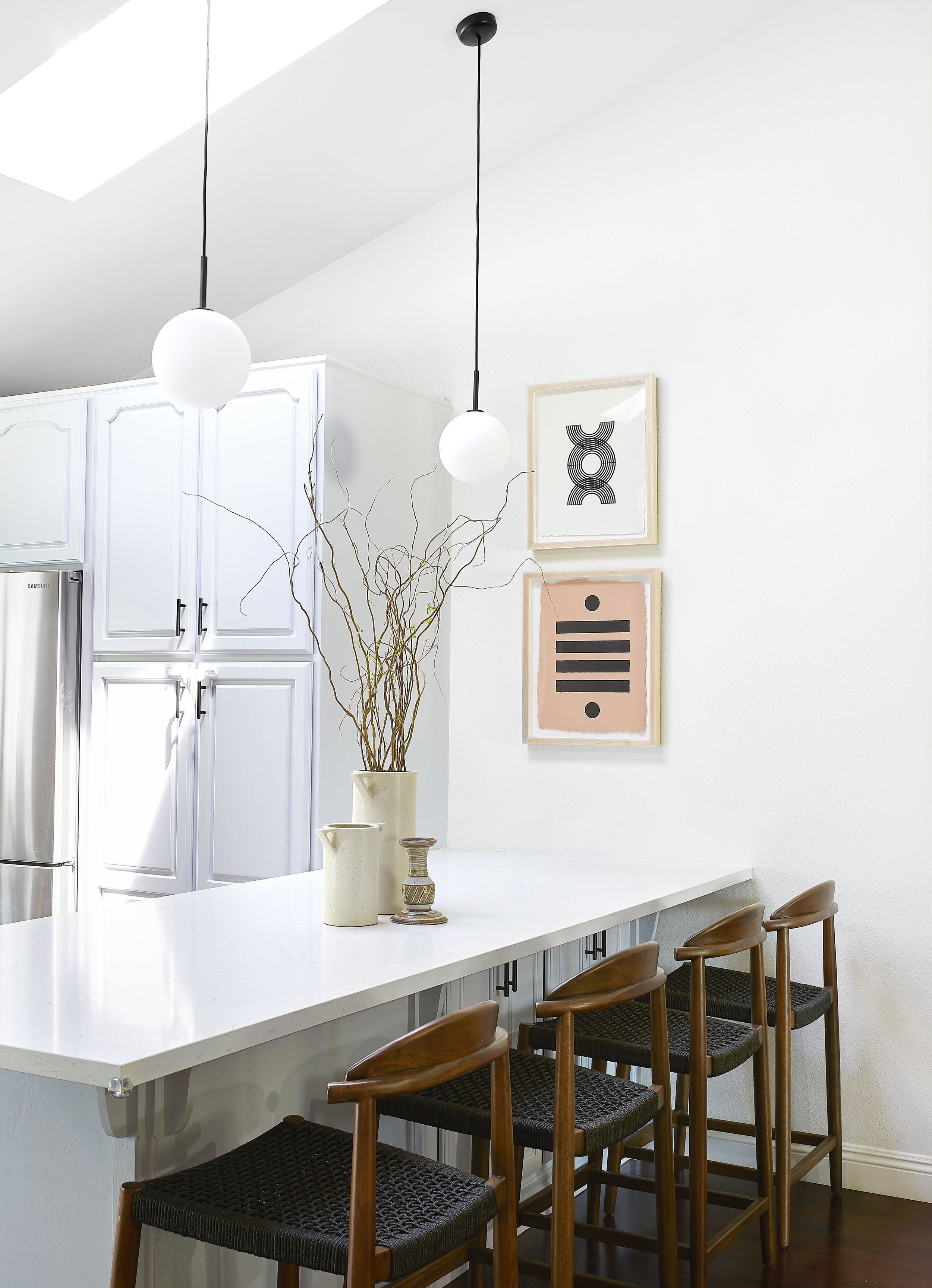 Modern Kitchen  Island - Popix Designs