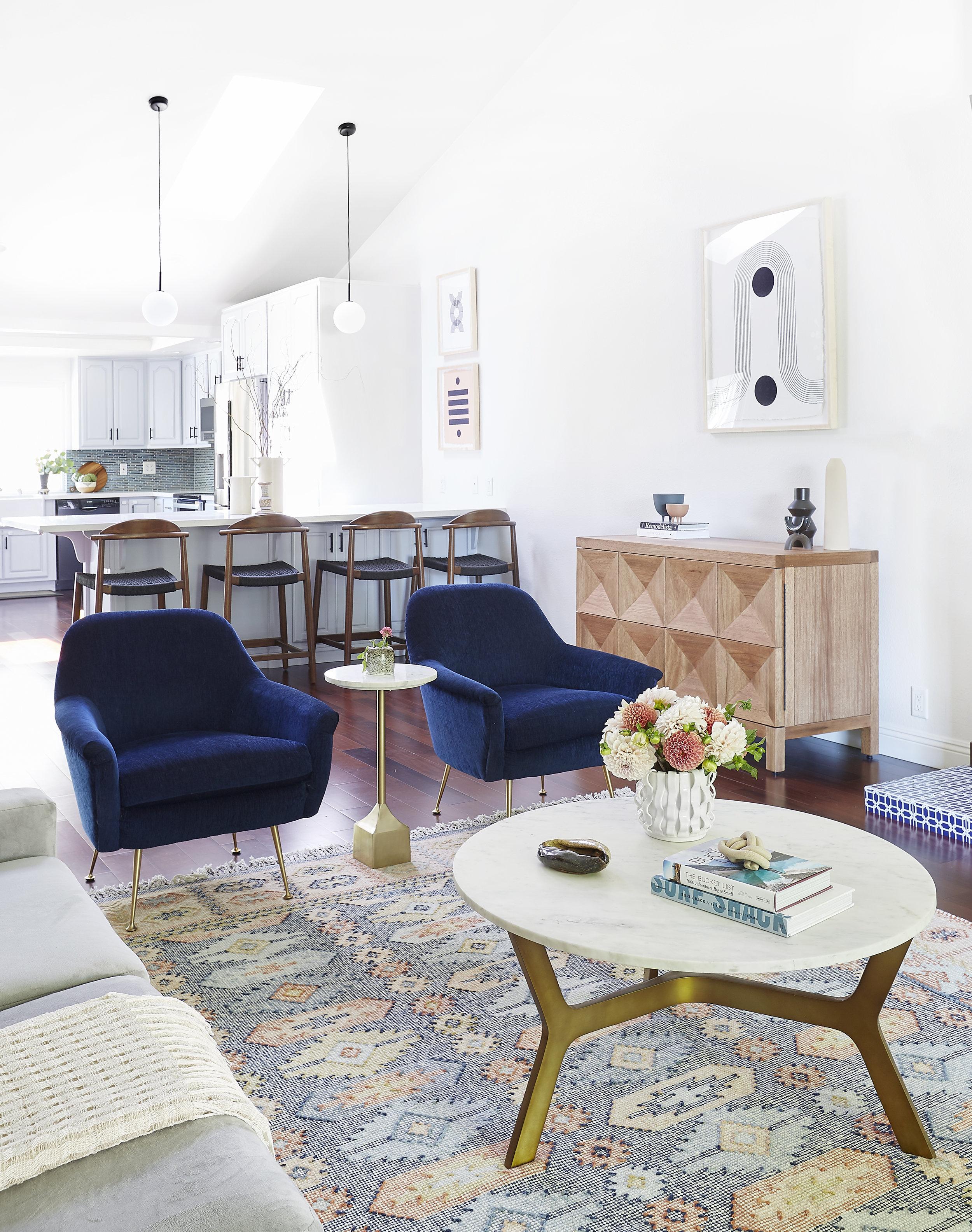 Great Room Design by Popix Designs