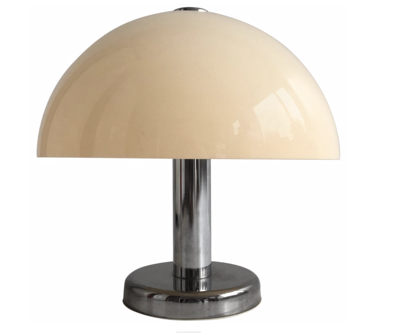 I love browsing through 1stdibs Style section, I found this vintage mushroom lamp in the Mid-Century Modern section for $399.